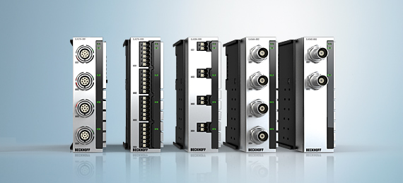 EtherCAT high-end measurement modules