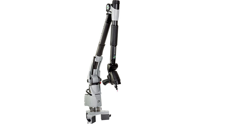ROMER ABSOLUTE ARM CON ESCANER RS4.
