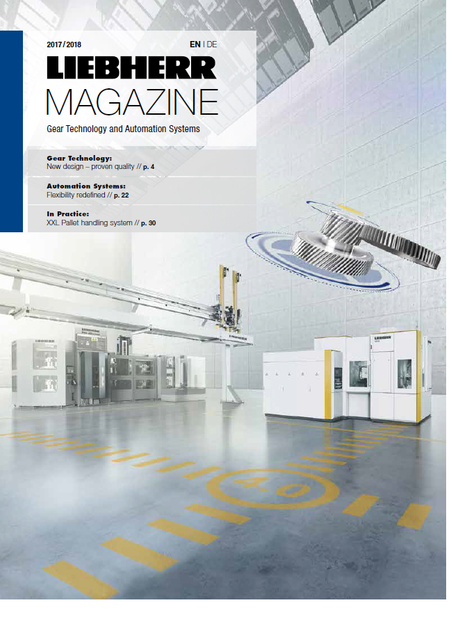 Liebherr Customer Magazine
