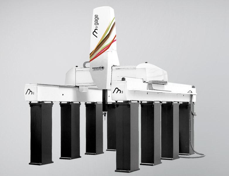 M3 portable / High definition 3D scanning system (en)