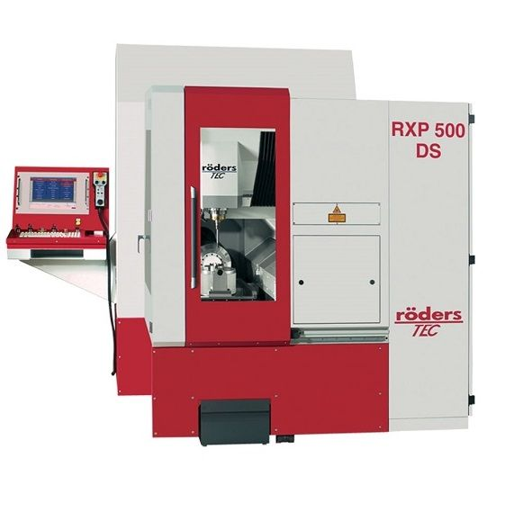 RXP 500DS / DSC Röders Tec