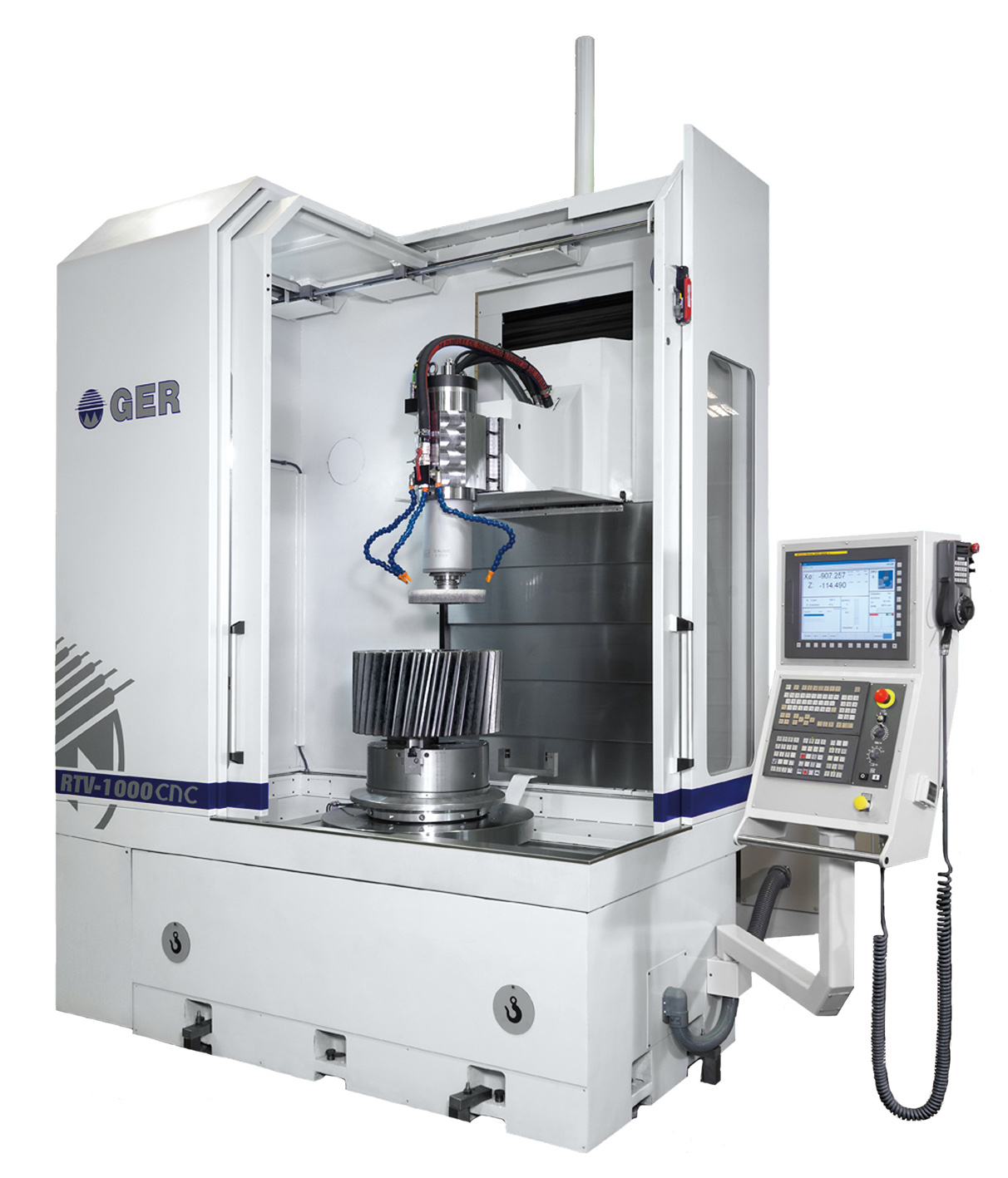 VERTICAL CNC CYLINDRICAL GRINDERS