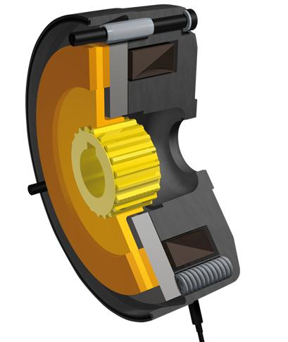 ELECTROMAGNETIC SAFETY BRAKES