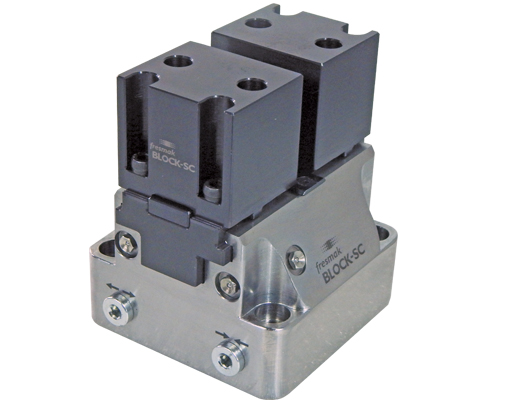 Self-centering Static Workholding BLOCK-SC