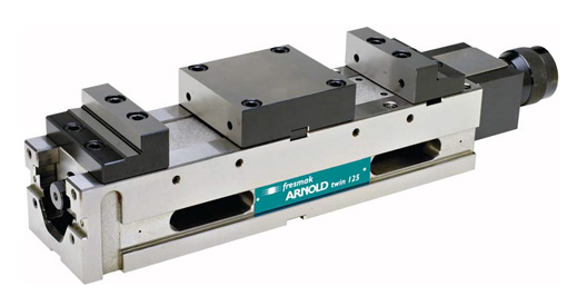 High pressure ARNOLD TWIN vices