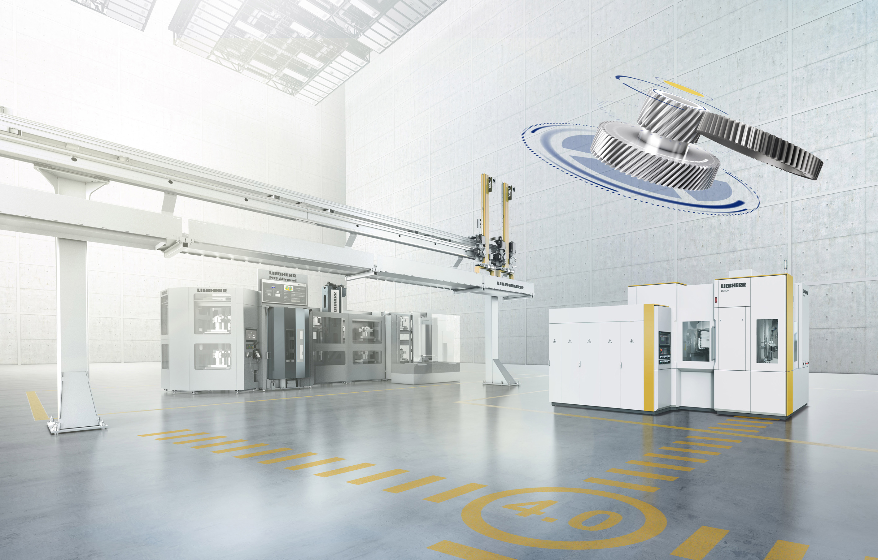 Automation Systems from Liebherr
