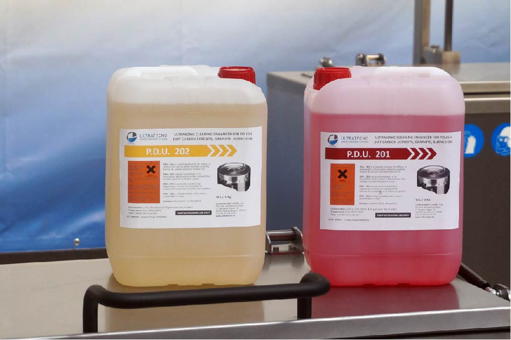 Detergents for Ultrasonic Cleaning
