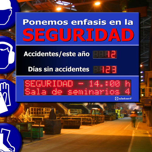 Visualizadores digitales para seguridad industrial