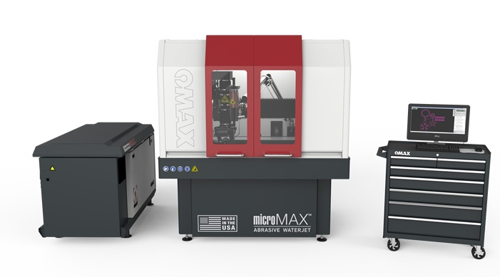 MICROMAX JetMachining Center