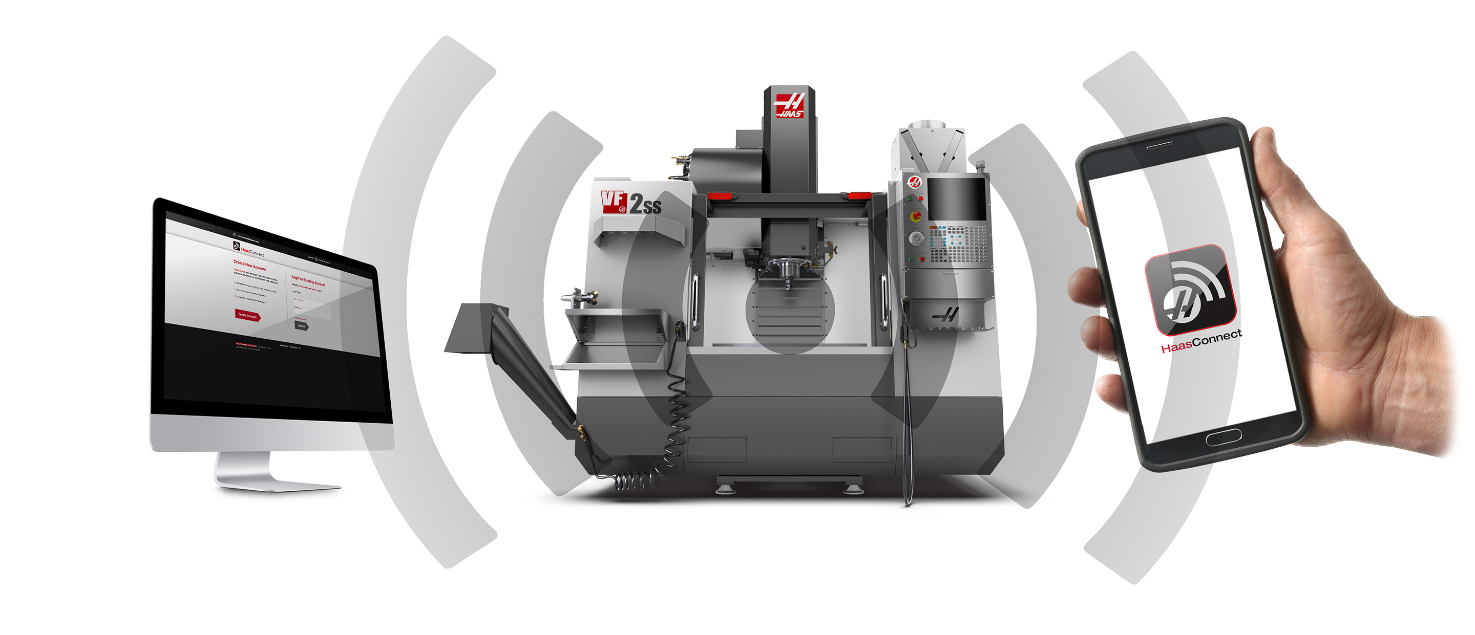 Haas Automation y la Industria 4.0