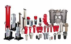 Hydraulic and lubrication filter