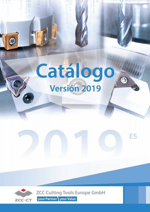 1. CATALOGO GENERAL 2018 - ZCC Cutting Tools Europe GmbH