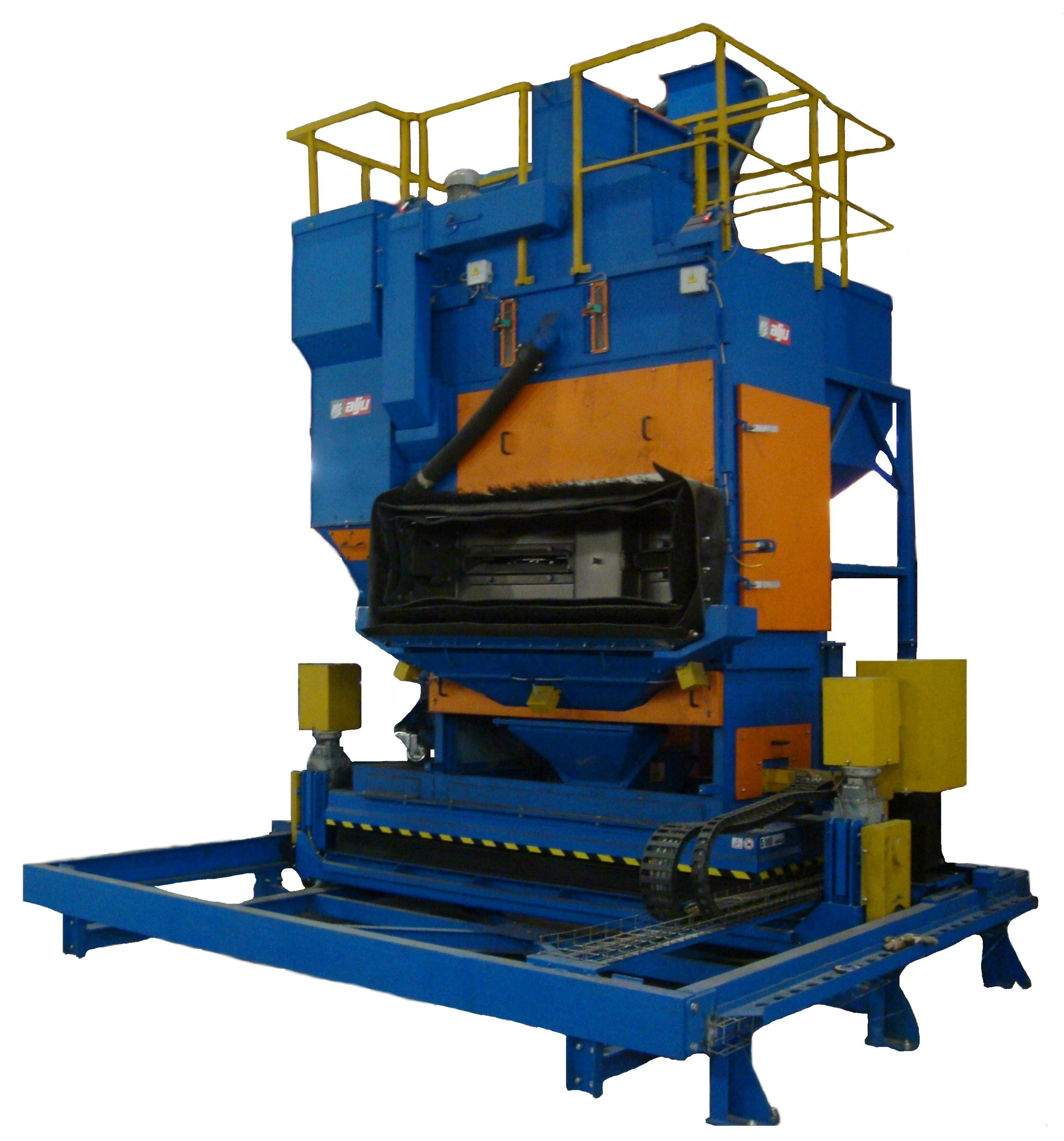 SHOT BLASTING MACHINE 'ALJUWIND'