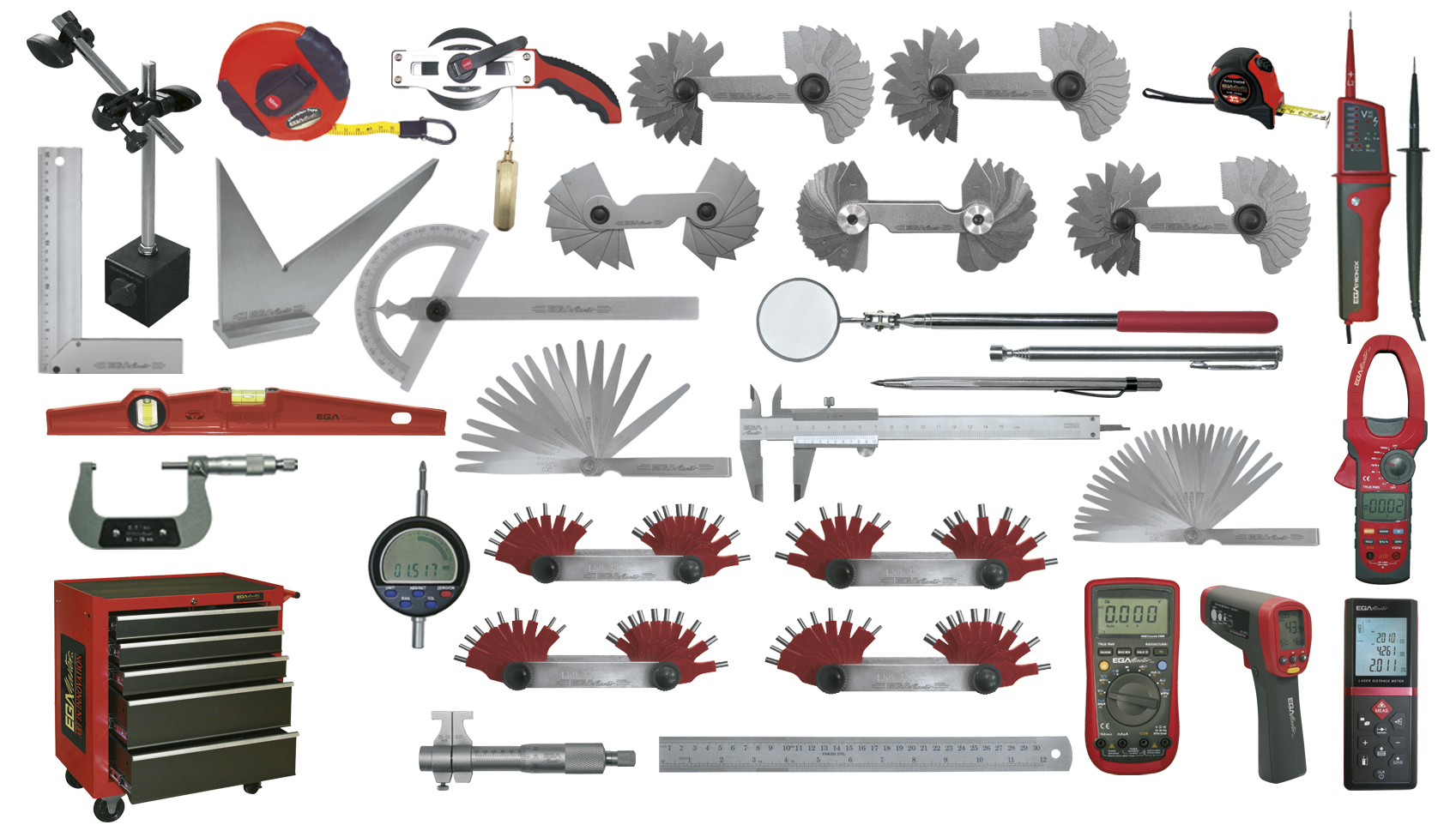 MEASURING AND DETECTION SET