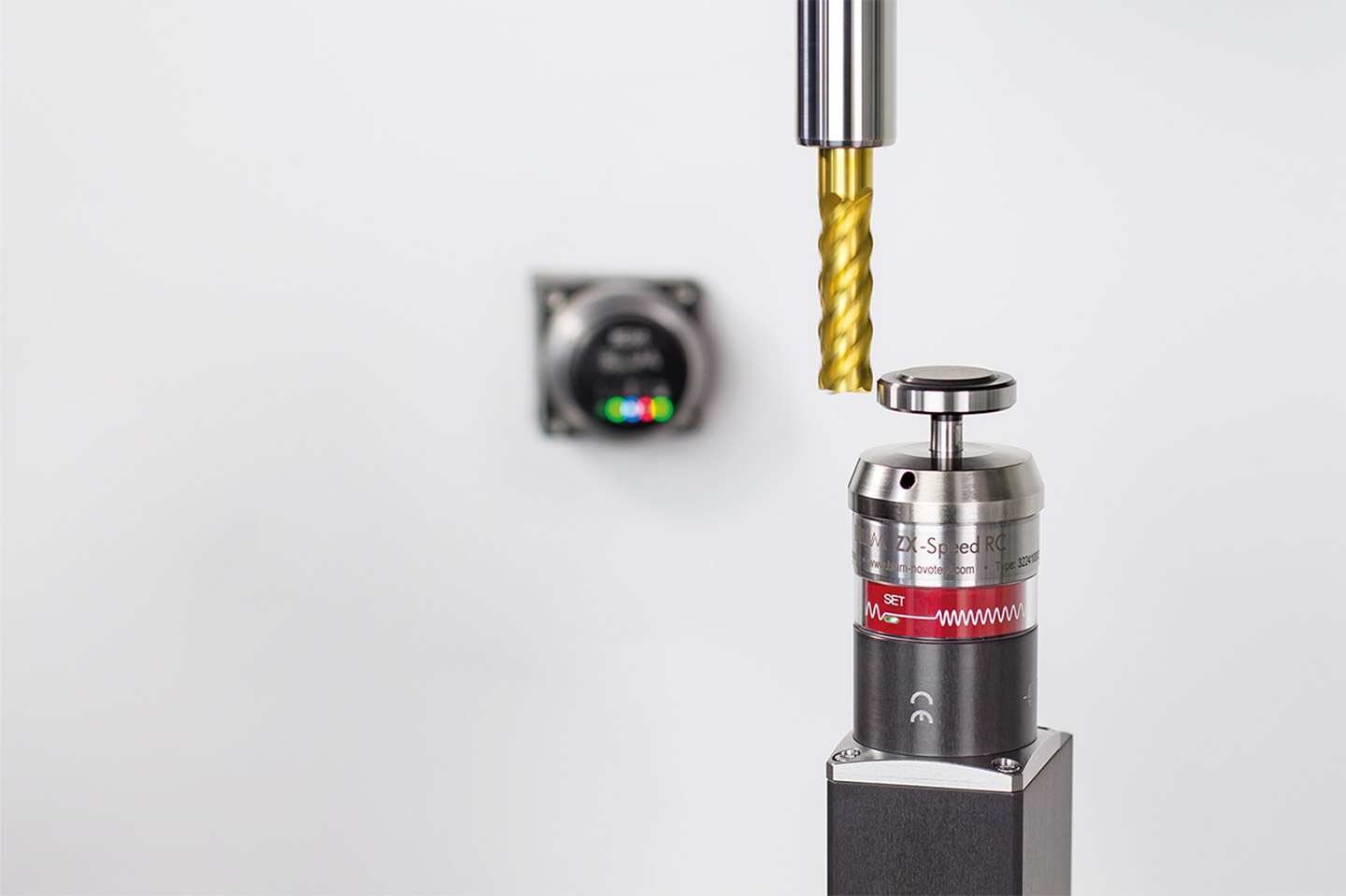 ZX-Speed Series Universal tool setting probes for tool setting and tool breakage monitoring