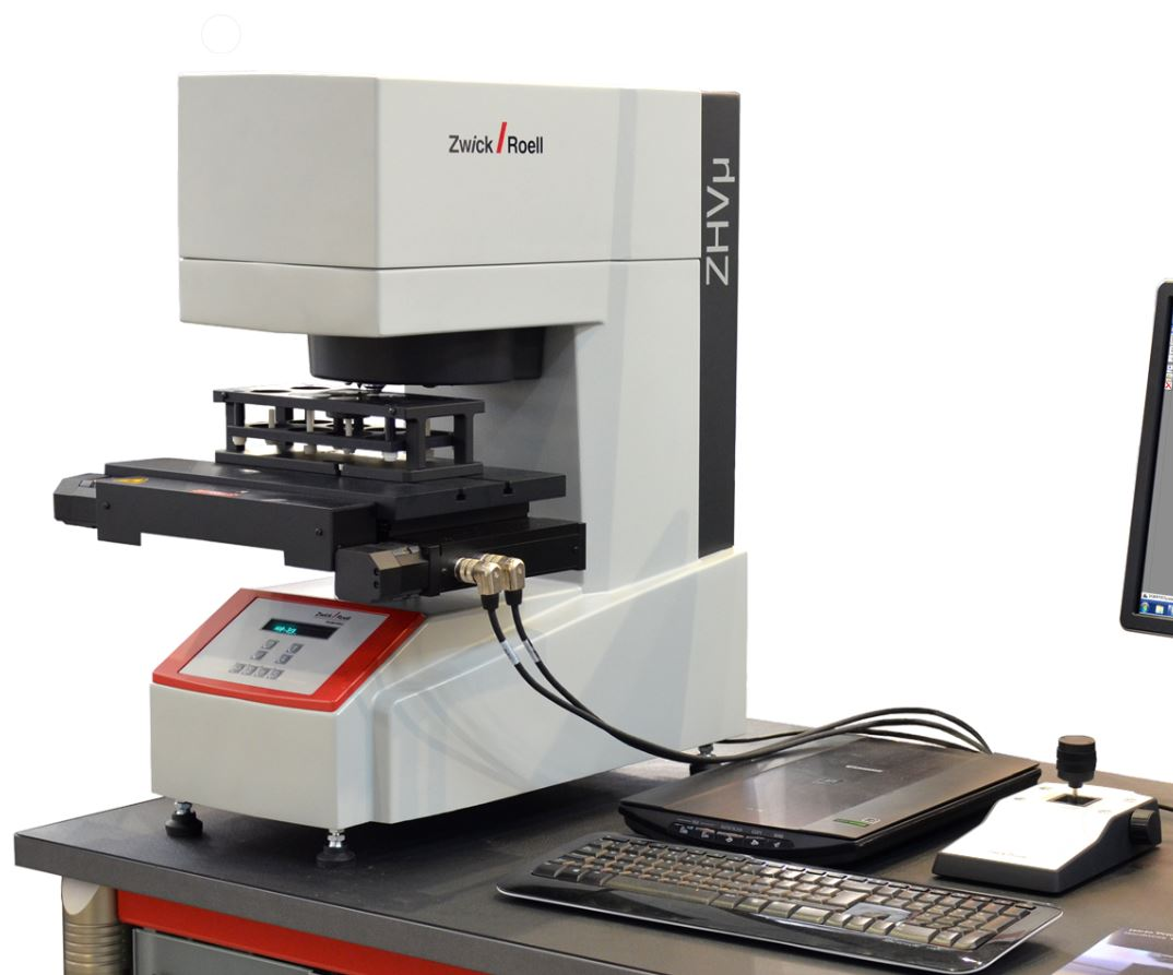 ZHVµ Micro Vickers hardness tester
