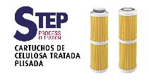 STEP PROCESS FILTRATION - CARTUCHOS CELULOSA PLISADA