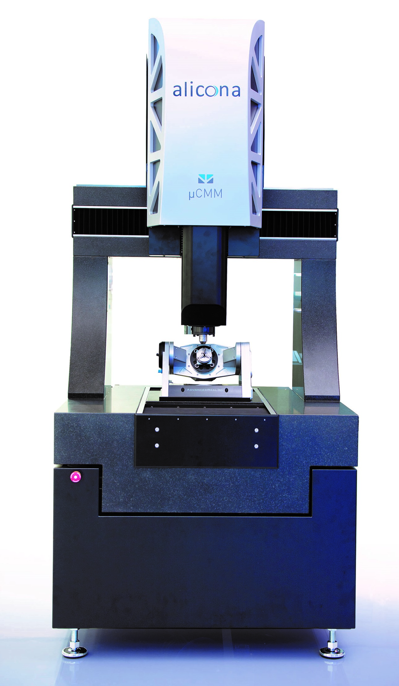 The Alicona 5 axis  µCMM
