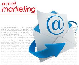 Email marketing.
