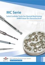 FRESADO INTEGRAL SERIE DENTAL