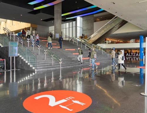 Bilbao Exhibition Centre-k jardueren egutegiari berriro ekingo dio