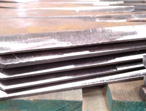 CEVISA para el material de desgaste de excavadoras