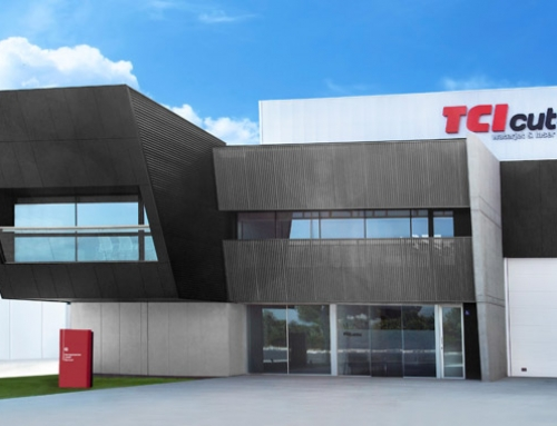 Puentes grúa ABUS en TCI Cutting, referente mundial en soluciones de corte industrial en láser y waterjet