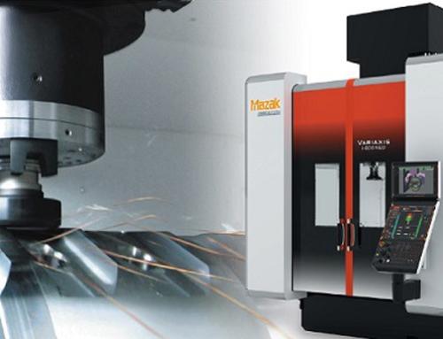 Centro de 5 ejes de última generación para un funcionamiento completamente automático durante períodos prolongados de mecanizado